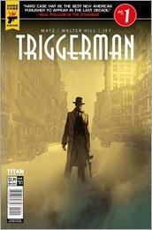 Triggerman #1 Cover A - Jef