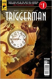 Triggerman #1 Cover B - Calero