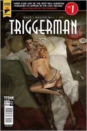 Triggerman #1 Cover C - Dalton