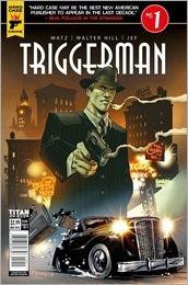 Triggerman #1 Cover E - Paronzini