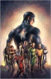 Uncanny Avengers #15 Cover