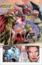 X-O Manowar #50 Preview 2