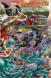 X-O Manowar #50 Preview 5