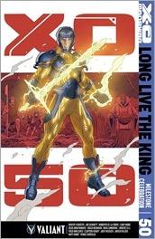 X-O Manowar #50 Cover B - Rivera