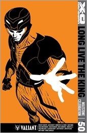 X-O Manowar #50 Cover D - Martin