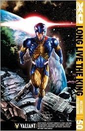 X-O Manowar #50 Cover E - Suayan