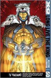 X-O Manowar #50 Cover G - Davis