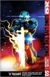 X-O Manowar #50 Cover H - Andrews