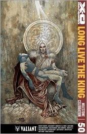 X-O Manowar #50 Cover - Doran Variant