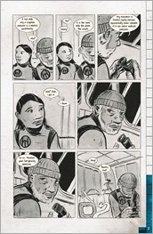Dept. H #6 Preview 5