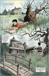 Neil Gaiman's Troll Bridge HC Preview 3