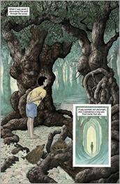 Neil Gaiman's Troll Bridge HC Preview 8