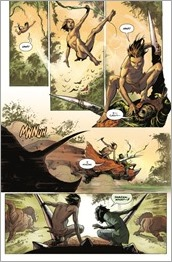 Tarzan On The Planet Of The Apes #1 Preview 3