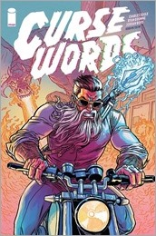 Curse Words #1 Cover