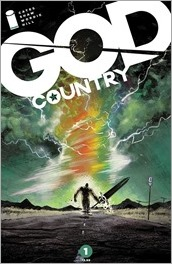 God Country #1 Cover