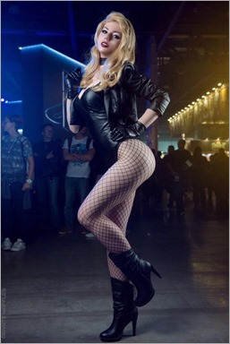Kamiko Zero as Black Canary