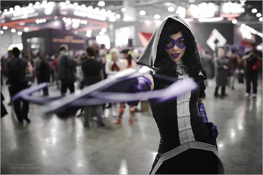 Kamiko Zero as Huntress