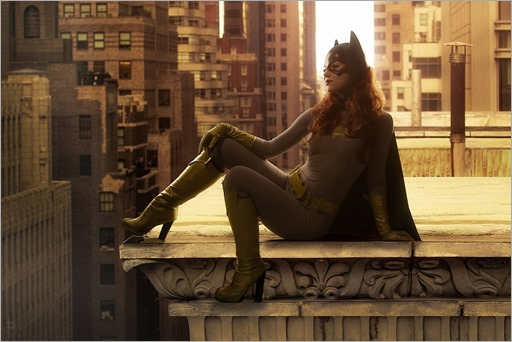 Kamiko Zero as Batgirl (Photo by Topatella)