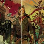 First Look: Ether #1 by Kindt & Rubin (Dark Horse)