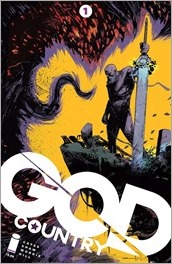 God Country #1 Cover - Zaffino Variant