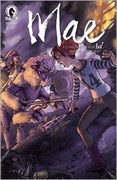Mae #6 Cover