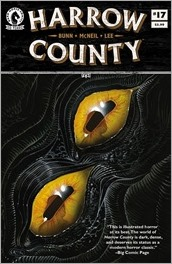 Harrow County #17 Cover