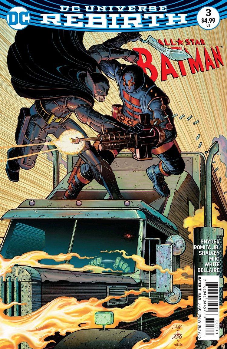 preview  all star batman  3 by snyder  romita jr   u0026 miki