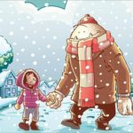Preview: Abigail and the Snowman TPB by Roger Langridge (KaBOOM!)