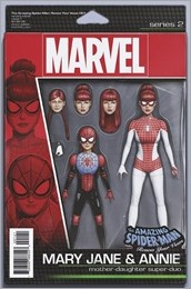 Amazing Spider-Man: Renew Your Vows #1 Cover - Action Figure Variant