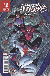 Amazing Spider-Man: Renew Your Vows #1 Cover