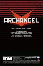 Archangel #3 Preview 1