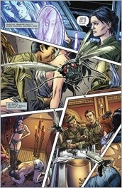 Archangel #3 Preview 3