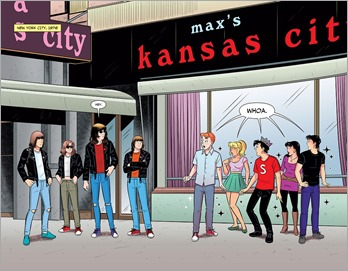 Archie Meets Ramones #1 Preview 6
