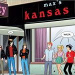 Preview of Archie Meets Ramones #1