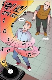 Archie Meets Ramones #1 Preview 4