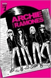 Archie Meets Ramones #1 Cover - Parent Variant