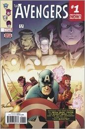 Avengers #1.1 Cover