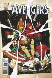 Avengers #1.1 Cover - Maleev Variant