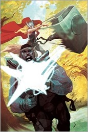 Avengers #1 First Look Preview 1