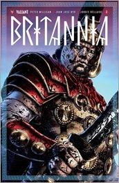 Britannia #2 Cover B- Gorham