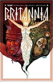 Britannia #2 Cover - Johnson Variant