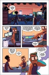 The Backstagers #3 Preview 3