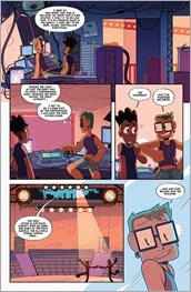 The Backstagers #3 Preview 4