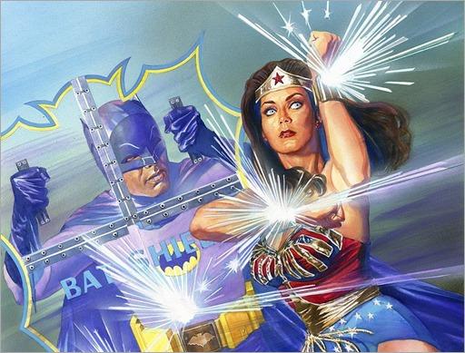 Batman '66 Meets Wonder Woman '77 #1