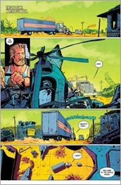 Big Trouble in Little China/Escape from New York #1 Preview 2