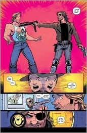 Big Trouble in Little China/Escape from New York #1 Preview 5