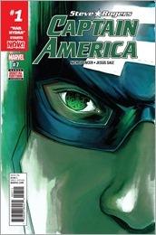 Captain America: Steve Rogers #7 Cover