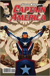 Captain America: Steve Rogers #7 Cover - Epting Story Thus Far Variant
