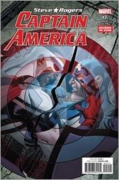 Captain America: Steve Rogers #7 Cover - McKone Divided Variant