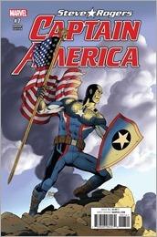 Captain America: Steve Rogers #7 Cover - McLeod Variant